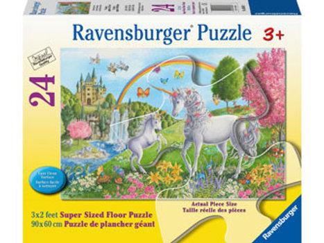 Ravensburger - Prancing Unicorns 24 pieces