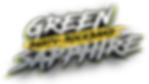 Green Sapphire Party-Rockband Logo.png