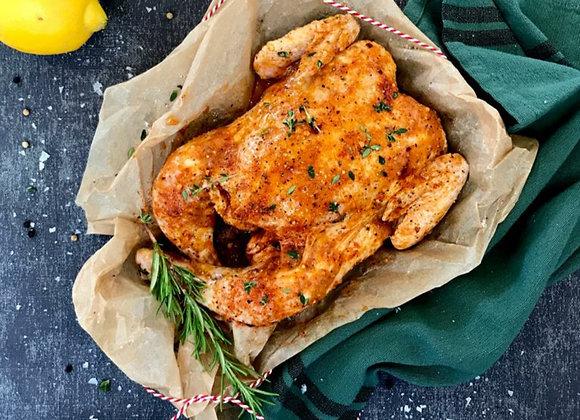 Peri Peri Chicken Flattie
