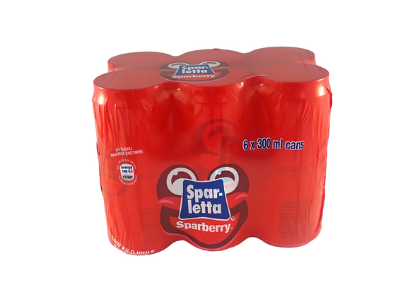 Sparberry 6 pack