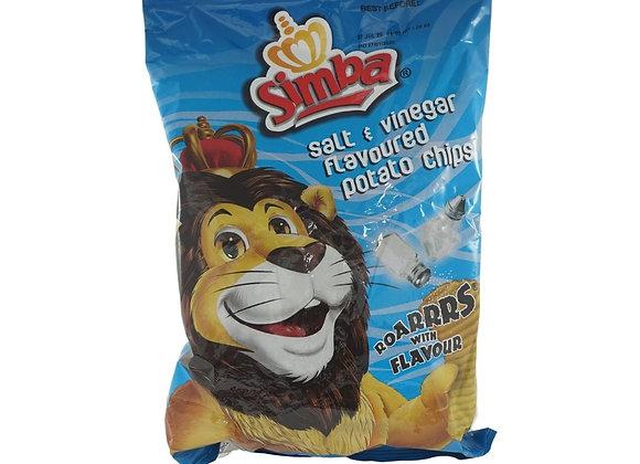 Simba - Salt & Vinegar Potato Chips