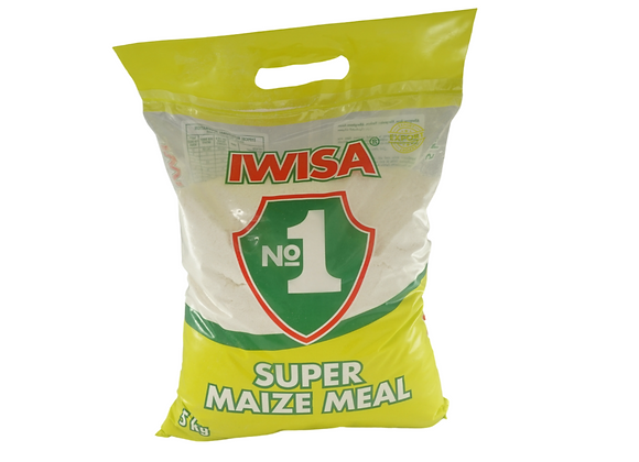 Iwisa - Super Maize Meal 5 kgs