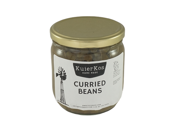 Curried Beans