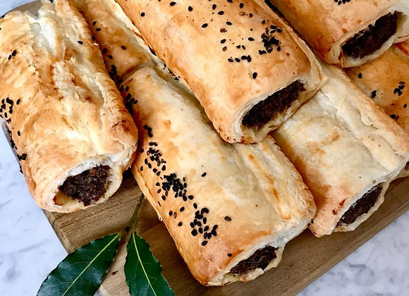 Boerewors Sausage Roll X 2