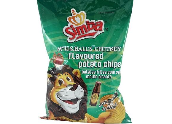 Simba - Mrs Balls Chutney Potato Chips