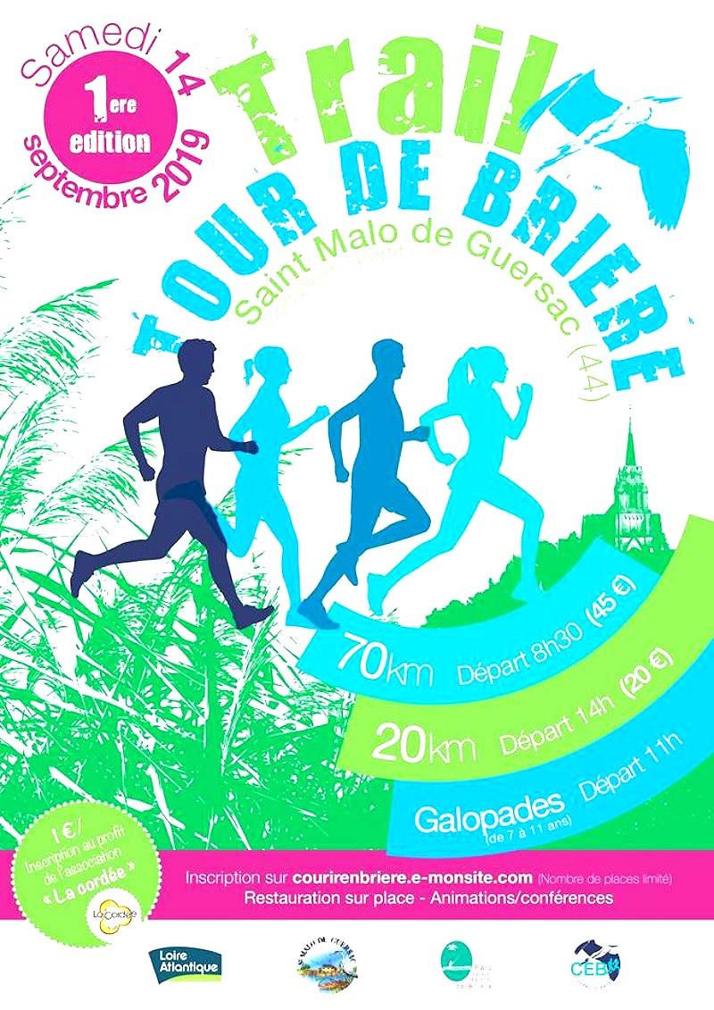 Ostéopathe Saint Nazaire Cédric de Tombeur 10 rue du bois Savary 44600 Tél. 02 40 19 21 59 - trail-tour-de-briere-saint-malo-de-guersac