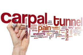 Canal carpien ostéopathie