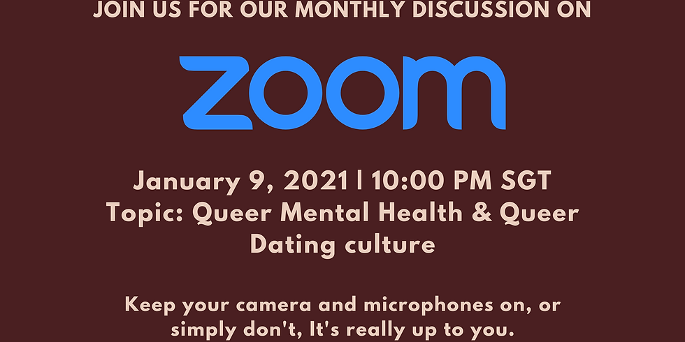 LBH Monthly Zoom discussion