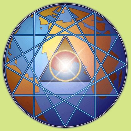 Spiritual Peacemaking logo.