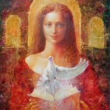 The powerful divine feminine Magdalene.