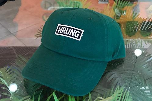 Wrung cap green