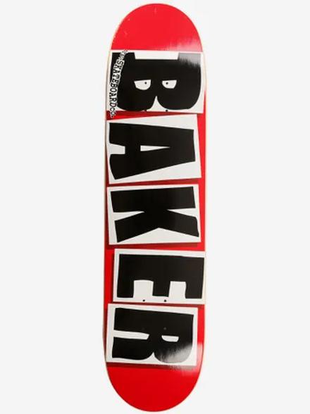 Baker brand logo red