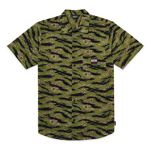 Propaganda tiger beach shirt SS21