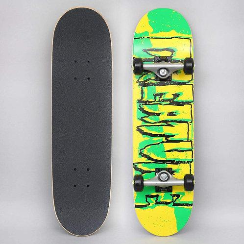 "Creature skateboards ripped logo 7.5"""