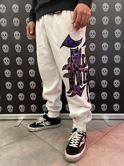 Kali King tuta white/purple