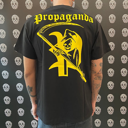 Propaganda t-shirt death black