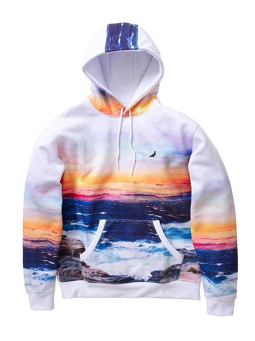 Staple sunset hoodie