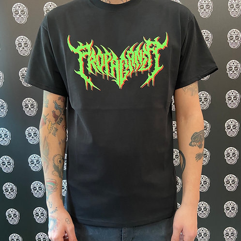 Propaganda t-shirt hell black