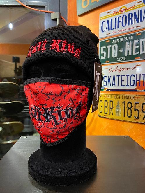 Kali king cappellino red