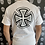 Thumbnail: Independent truck co. rebar t-shirt white