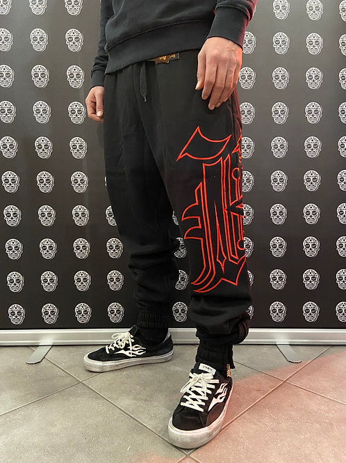 Kali King tuta black/can do it
