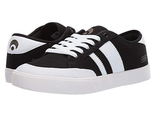 Osiris shoes kort vlc black/white