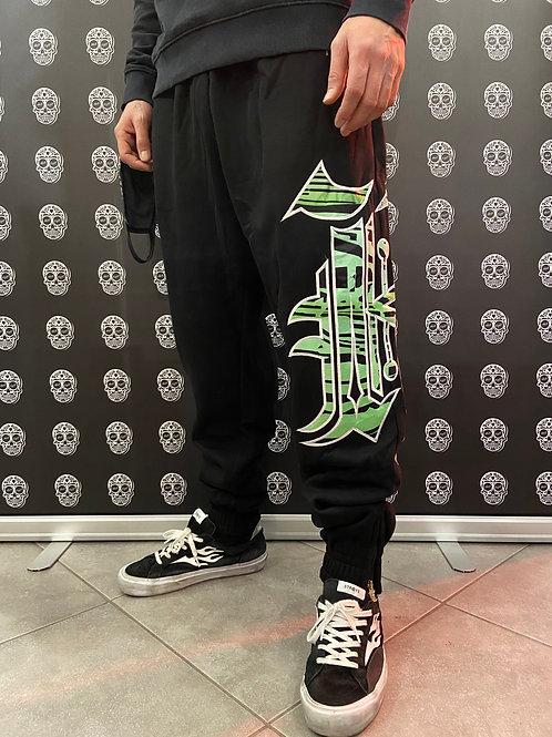 Kali King tuta black/green