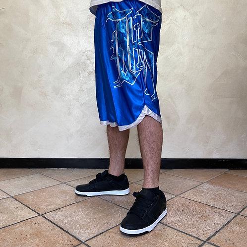 Kaliking blue k short pant