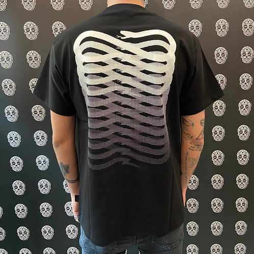 Propaganda t-shirt ribbs black