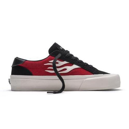 Straye shoes logan flame/black/crimson