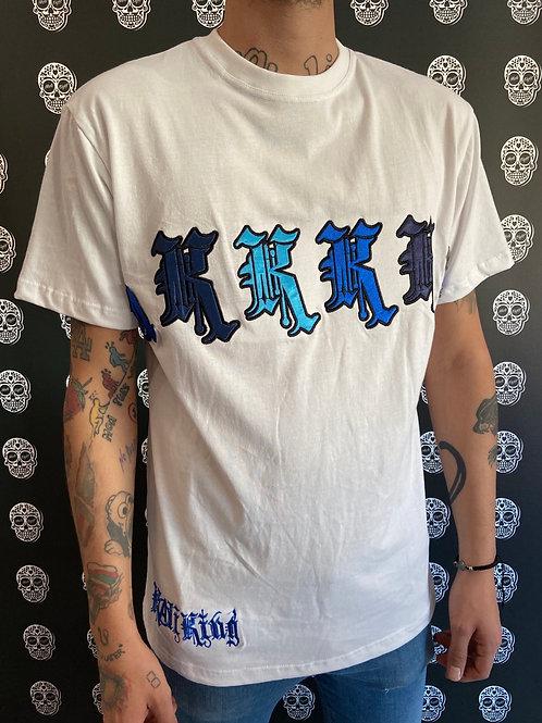 Kaliking t-shirt multi K/blue