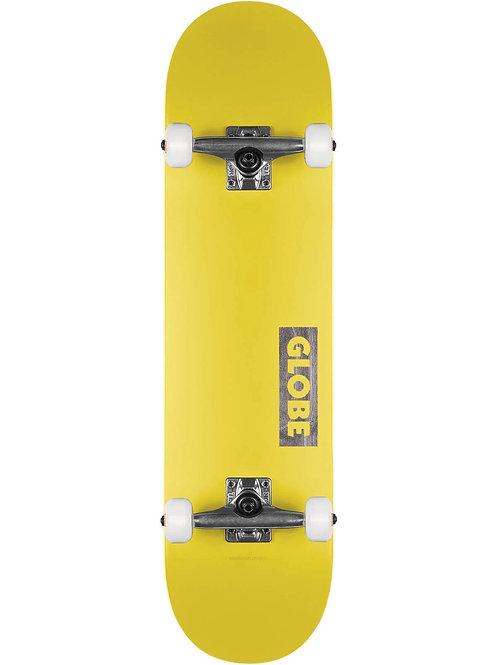 """Globe goodstock complete neon yellow 7.75"""""""