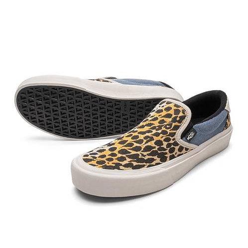 Straye shoes cheater denim/cream