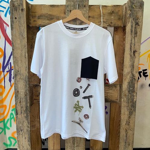Zoo York t-shirt pocket skate