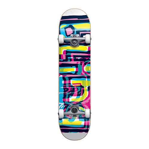 Blind skateboard logo glitch 7,25""