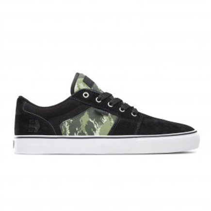 Etnies shoes barge ls black/green