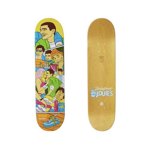"""Enjoi skateboards weekend didrik galasso 8"""""""