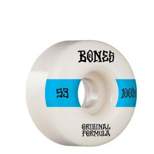 Bones wheels 100's original formula