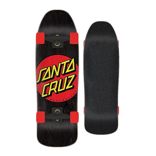 "Santa Cruz classic dot cruzer 80's  9.35""x 31.7"""