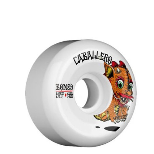 Bones wheels caballero baby dragon skate park formula