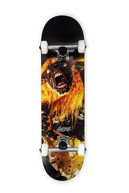 """Ghettoblaster skateboard completo goat 2 8"""""""