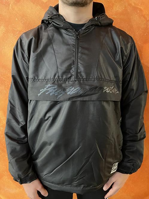 Propaganda anorak logo jacket