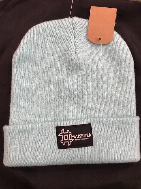 Cappellino di lana unisex tiffany