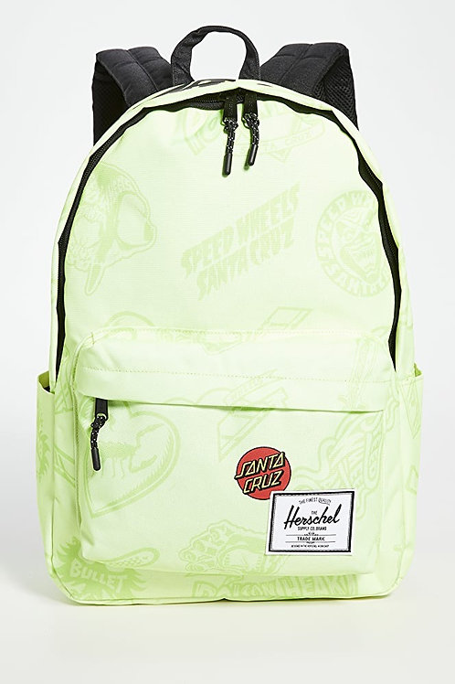 Herschel x santa cruz classic x-large highlight speedwheels
