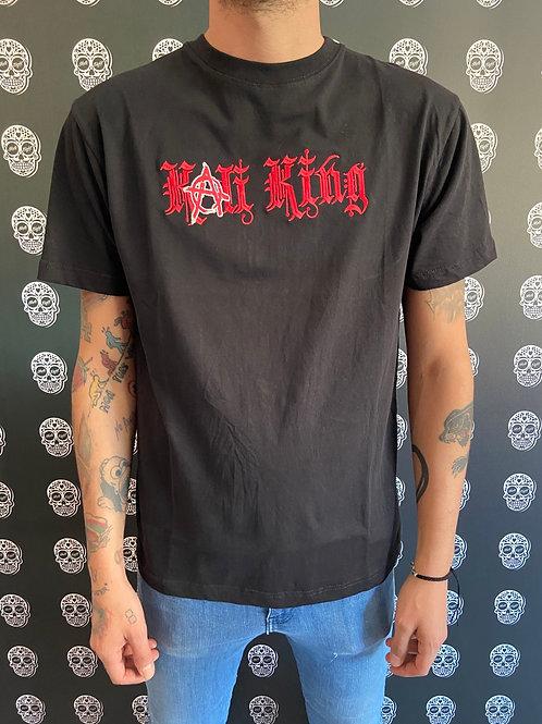 Kaliking t-shirt anarchy/black