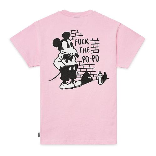 Propaganda Freddy boy pink tee SS21