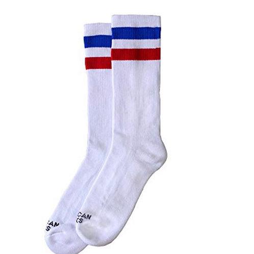 American socks mid-high american pride