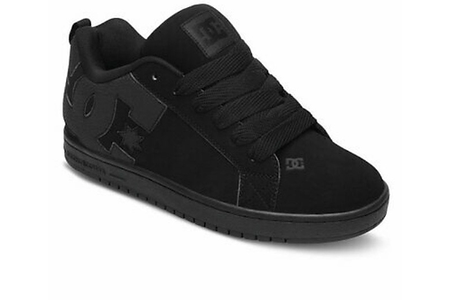 Dc shoes court graffik black/black