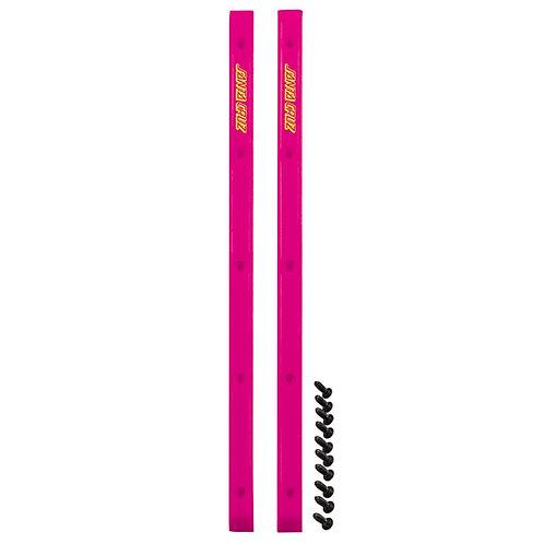 Santa Cruz slimline rails pink