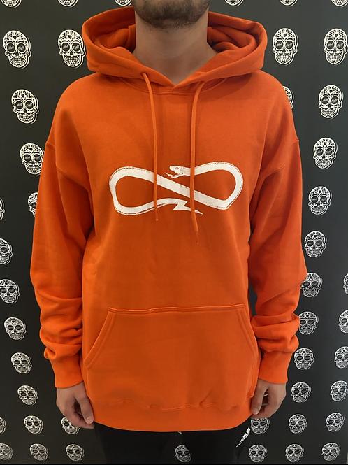 Propaganda logo hood orange